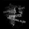 alcohol, artwork, black, Chicago, crime, dark, gangster, gangsters, gun, illustration, killer, machine, original, professional, prohibition, retro, vintage
