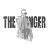 avenger, black, bullets, cinema, comics, dark, film, gun, hero, holes, illustration, leather