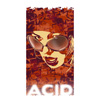 acid, babe, club, face, girl, house, lips, music, night, nightclubbing, portrait, sunglasses, techno, temptress